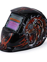 Недорогие -1pcs PP Сварочная маска сварка / Автоматическое затемнение / Безопасность и защита Полнолицевые