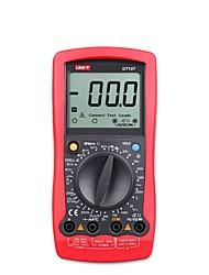 abordables -uni-t ut105 lcd numérique de poche automobile multimètre dc tension / courant résistance diode testeur mètre outil de mesure topker