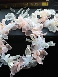 Недорогие -Ткань с Кристаллы 1 шт. Свадьба / Особые случаи Заставка