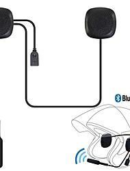 Motorradhelm Kopfhörer