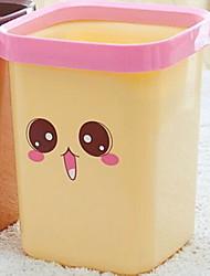 baratos -Organização de cozinha Sacos de Lixo e Latas PP (Polipropileno) Novo Design 1pç