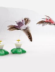 Недорогие -Интерактивный Подходит для домашних животных Мультфильм игрушки Декомпрессионные игрушки пластик Назначение Коты