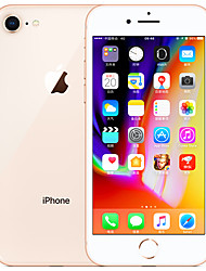 billige -Apple iPhone 8 4.7 inch 256GB 4G smartphone - Renoveret(Guld / Sort / Sølv)