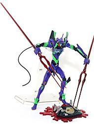 お買い得  -アニメのアクションフィギュア に触発さ NeonGenesisエヴァンゲリオン D.Va PVC 16 cm cm モデルのおもちゃ 人形玩具