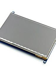 Недорогие -wavehare 7inch hdmi lcd (c) 1024 × 600 ips поддерживает различные системы