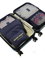 Недорогие -Органайзер для чемодана Компактность / Складной / Многофункциональный Чемоданы на колёсиках / Одежда Сеть Путешествия