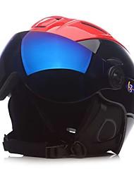 Недорогие -Лыжный шлем Муж. / Жен. Сноубординг / Лыжи Ударопрочный / Тепловая / Теплый ESP+PC CE