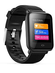 Недорогие -KUPENG Q9 Умный браслет Android iOS Bluetooth GPS Спорт Водонепроницаемый Пульсомер Измерение кровяного давления / Сенсорный экран / Израсходовано калорий / Педометр / Напоминание о звонке