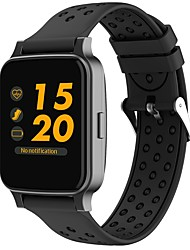 Недорогие -BoZhuo TZ7 Смарт Часы Android iOS Bluetooth Спорт Водонепроницаемый Пульсомер Измерение кровяного давления Сенсорный экран / Израсходовано калорий / Длительное время ожидания / Хендс-фри звонки