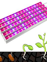 Недорогие -YWXLIGHT® 3M Растущие габаритные огни 75 светодиоды 5730 SMD 4 разъема Фиолетовый 100-240 V 1 комплект
