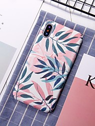 abordables -Coque Pour Apple iPhone XR / iPhone XS Max Motif Coque Arbre Dur PC pour iPhone XS / iPhone XR / iPhone XS Max
