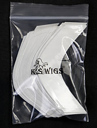 Недорогие -Wig Accessories Резина Парик Клей Клей / Клейкие ленты Клейкие ленты Съемная / Многофункциональный / Одноразового использования 1 pcs Рождество / Halloween / Повседневные Классический Белый