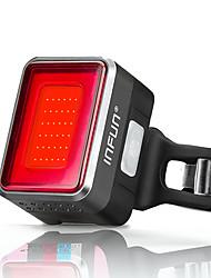 abordables -Lampe Arrière de Vélo LED Eclairage de Velo Cyclisme Imperméable, Largage rapide, intelligent Batterie Lithium-ion Rechargeable 50 lm Rouge Cyclisme