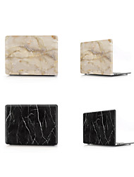 abordables -MacBook Etuis Marbre PVC pour MacBook Pro 13 pouces / MacBook Pro 15 pouces / MacBook Air 13 pouces