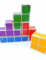 baratos -blocos de construção de brelong tetris noite luz recarregável 1 pc