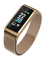 Недорогие -KUPENG B29S Универсальные Умный браслет Android iOS Bluetooth Спорт Водонепроницаемый Пульсомер Измерение кровяного давления Сенсорный экран / Датчик для отслеживания активности / будильник