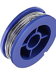 baratos -0.8mm fio de estanho chumbo resina solda fio de solda 3.5x1.1 cm fluxo de conteúdo solda fio de solda rolo