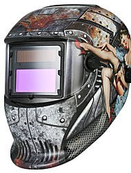 baratos -1pcs PP Óculos soldagem / Escurecimento automático / Segurança e equipamento de proteção Máscaras Faciais