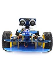 baratos -Raspberry Pi Smart Car Outros Material DC 5V Raspberry Pi / arduino