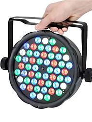 abordables -1pc 60 W 3200 lm lm 54 Perles LED Intensité Réglable / Installation Facile / Dégradé de Couleur Lampe LED de Soirée 220-240 V Commercial / Etape / Entrée / Escaliers
