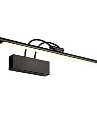 Недорогие -65см 14w северная Европа современный металлический светодиодный светильник для гостиной гостиная шкаф освещение ванной освещение макияж освещение