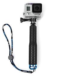 Недорогие -Telescopic Pole Легко для того чтобы снести / Удобный / Удобная ручка Для Экшн камера Все Походы / туризм / спелеология / На открытом воздухе Алюминиевый сплав - 1 pcs