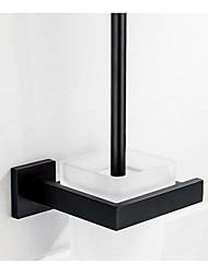 Недорогие -Держатель для ёршика Новый дизайн / Cool Современный Нержавеющая сталь / железо 1шт На стену