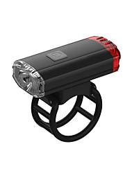 Недорогие -Передняя фара для велосипеда Светодиодная лампа Велосипедные фары Велоспорт Водонепроницаемый, Творчество, Невидимая Литий-ионная 50 lm Красный