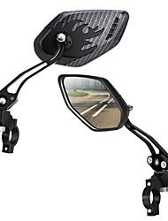 Недорогие -Bike Зеркала Зеркало велосипеда Handlerbar Велоспорт Регулируется / Выдвижной Зеркало Шоссейные велосипеды Велосипедный спорт / Велоспорт Мотоцикл Велоспорт Велосипеды для активного отдыха Велоспорт