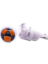 Недорогие -OTOLAMPARA 2pcs T10 Автомобиль Лампы 1.5 W SMD 5630 120 lm 3 Светодиодная лампа Внешние осветительные приборы Назначение Ford / Fiat Fiesta Все года
