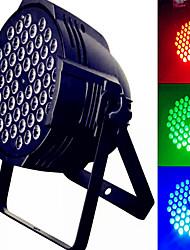Недорогие -54 гб полноцветный номинальный свет 7-канальный голосовой контроль самоходный сигнал dmx512 свадебное представление смешанная цветовая лампа
