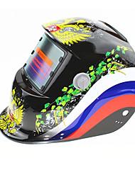 Недорогие -автоматическая фотоэлектрическая сварочная маска с изображением орла
