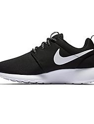 abordables -Unisexe Chaussures de confort Maille Printemps été Classique Chaussures d'Athlétisme Course à Pied Respirable Noir et blanc / Athlétique