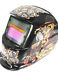 Недорогие -солнечный автонатемный сварочный шлем 107 tuhao