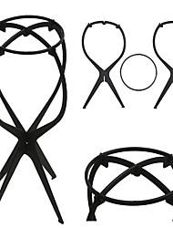 お買い得  -ツール&アクセサリー プラスチック その他 装飾品 持ち運びが容易 1 pcs 日常 ファッション ピンク ブルー ブラック