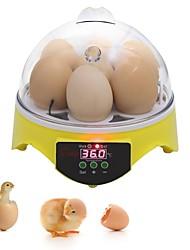 Недорогие -LITBest Оригинальные 7 egg Digital Incubators для двор Температурный дисплей / LED индикатор 110-240 V