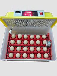 Недорогие -Factory OEM Оригинальные 24 egg Digital Incubator для двор Температурный дисплей / LED индикатор 220 V / 110 V