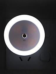 Недорогие -YWXLIGHT® 1шт LED Night Light Белый От электросети Безопасность / Управление освещением / прикроватный 100-240 V