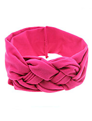 Недорогие -Хлопковая ткань ободки с Узоры / принт 1 шт. На каждый день Заставка