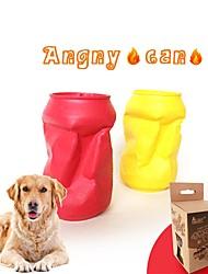 Недорогие -Жевательные игрушки / Игрушки с писком / Игрушка для очистки зубов Подходит для домашних животных / Творчество пластик Назначение Собаки