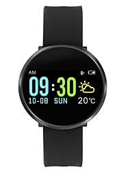 Недорогие -S3 Умный браслет Android iOS Bluetooth Пульсомер Измерение кровяного давления Сенсорный экран Израсходовано калорий Регистрация дистанции / Педометр / Напоминание о звонке / Сидячий Напоминание