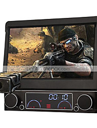 abordables -Winmark 7 pouce 1 Din Windows CE 6.0 In-Dash DVD Player pour Universel Soutien / DVD-R / RW / CD-R / RW / VCD / MP3 / WMA
