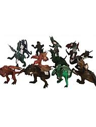 Недорогие -Драконы и динозавры Драконы Дракон ПВХ (поливинилхлорида) Детские Все Игрушки Подарок 12 pcs