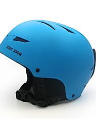Недорогие -GSOU SNOW Лыжный шлем Муж. Жен. Катание на коньках Разные виды спорта Сноубординг Защита от удара Аэрошлем Безопасность Полипропилен + ABS CE