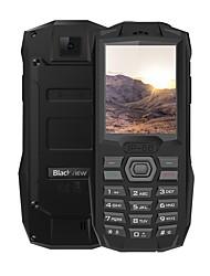 """Недорогие -Blackview BV1000 2.4 дюймовый """" Сотовый телефон (32Мб + 32Мб 0.3 mp Прочее 2600 mAh mAh)"""