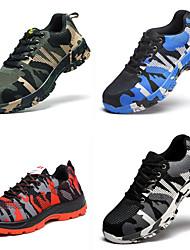Недорогие -рабочая защитная обувь сапоги для безопасности на рабочем месте повседневные дышащие кроссовки водонепроницаемые различных размеров