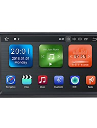 abordables -Factory OEM WN7092 7 pouce 2 Din Android 8.1 In-Dash DVD Player / Lecteur multimédia de voiture / Navigateur GPS de voiture GPS / Bluetooth Intégré / RDS pour Universel RCA / GPS Soutien MPEG / AVI