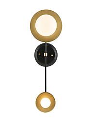 Недорогие -ZHISHU Новый дизайн Модерн кафе / Офис Металл настенный светильник 110-120Вольт / 220-240Вольт