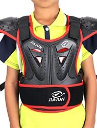 Недорогие -Мотоцикл защитный механизм для Жакет Муж. Полиэстер Защита / Износоустойчивый / Детский Безопасный случай