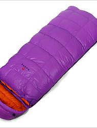Недорогие -Jungle King Спальный мешок на открытом воздухе -12 °C Прямоугольный Пух белой утки Легкость для Походы / туризм / спелеология
